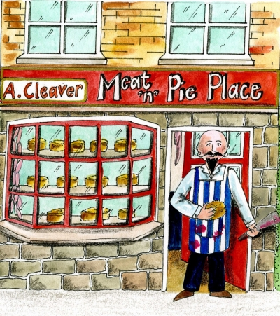The Meat n Pie Place from The Mucklebury Sunstone