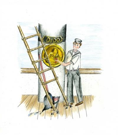 Laxton Pearmain from The Navys Loss a Mucklebury short story